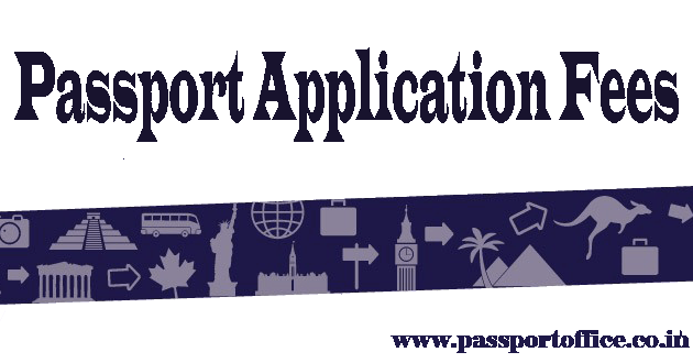 Passport Application Fees