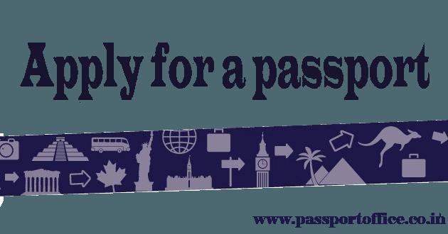 apply for a passport